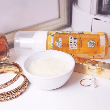 Golden Froth Cleanser